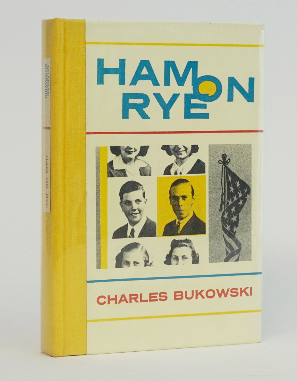 Ham on Rye. Santa Barbara: Black Sparrow Press, 1982.